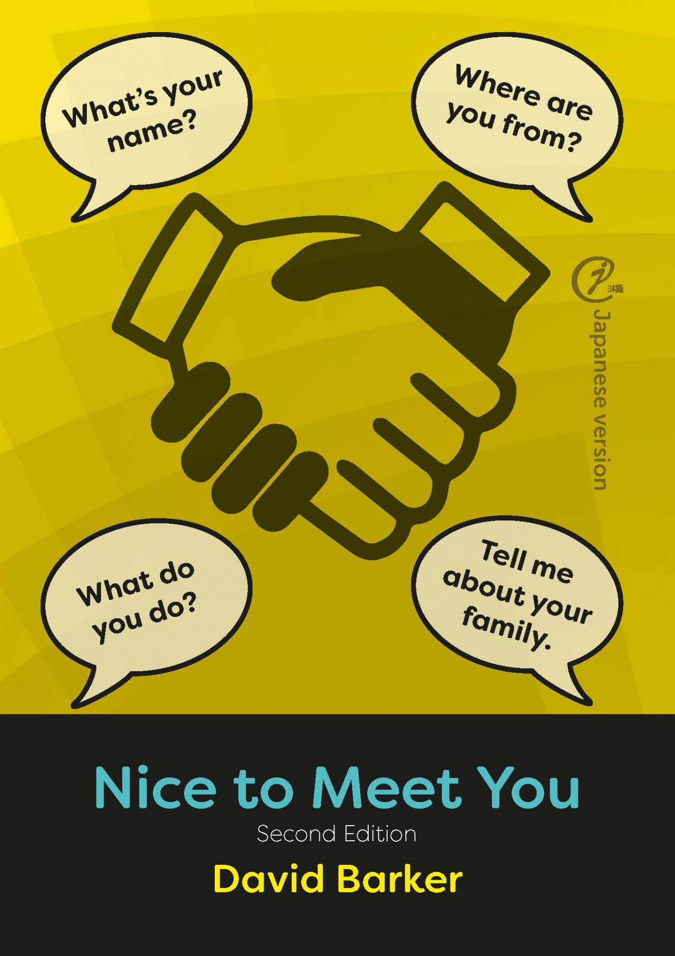 Nice To Meet You Second Edition Btb Press