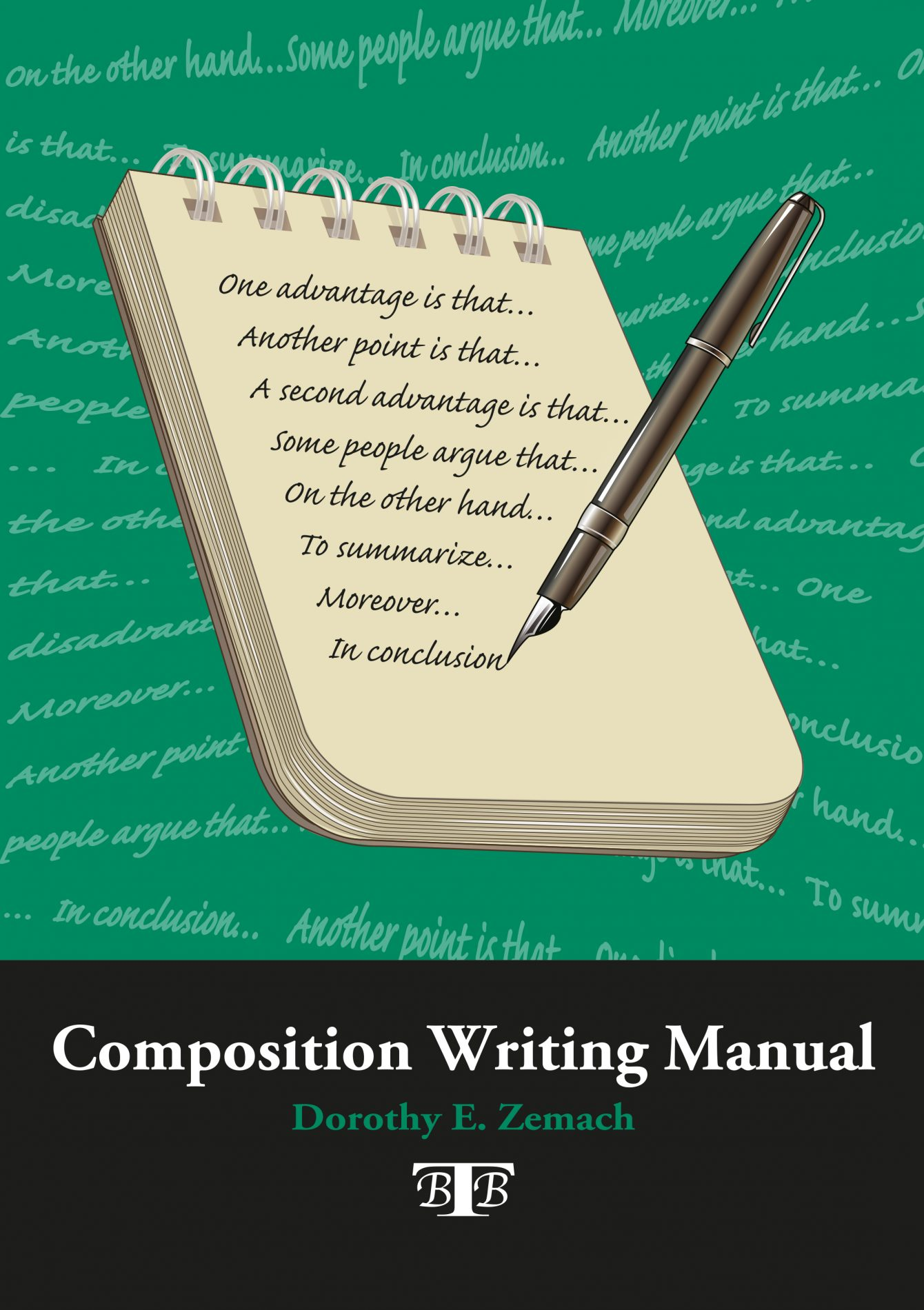 composition writing manual btb press